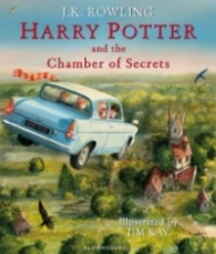 Harry Potter and the Chamber of Secrets/ Illustrated by Jim Kay
