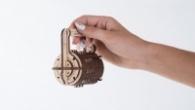 3D Механичен Пъзел - Катинар с код 120297