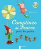 Comptines de France pour les petits + audio CD