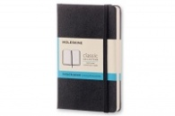 Moleskine Classic Notebook, Pocket, Dotted, Black, Hard Cover [5285]